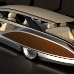 2012 Gray Design Strand Craft Limousine Bea