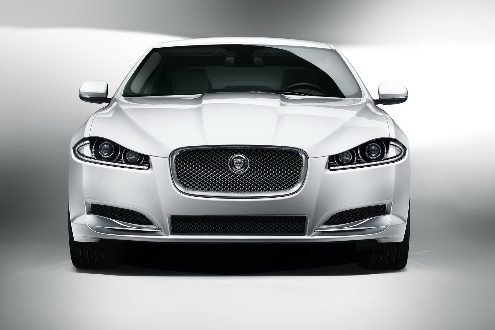 2012 Jaguar XF XFR 1 2012 Jaguar XF and XFR with Different Technical Specifications