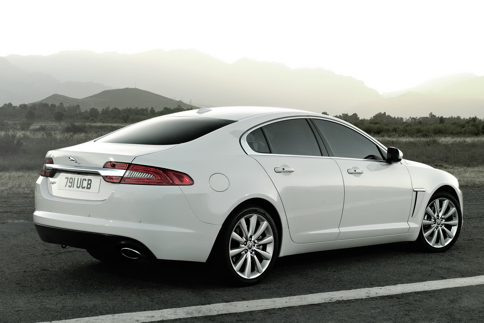 2012 Jaguar XF XFR 15 2012 Jaguar XF and XFR with Different Technical Specifications