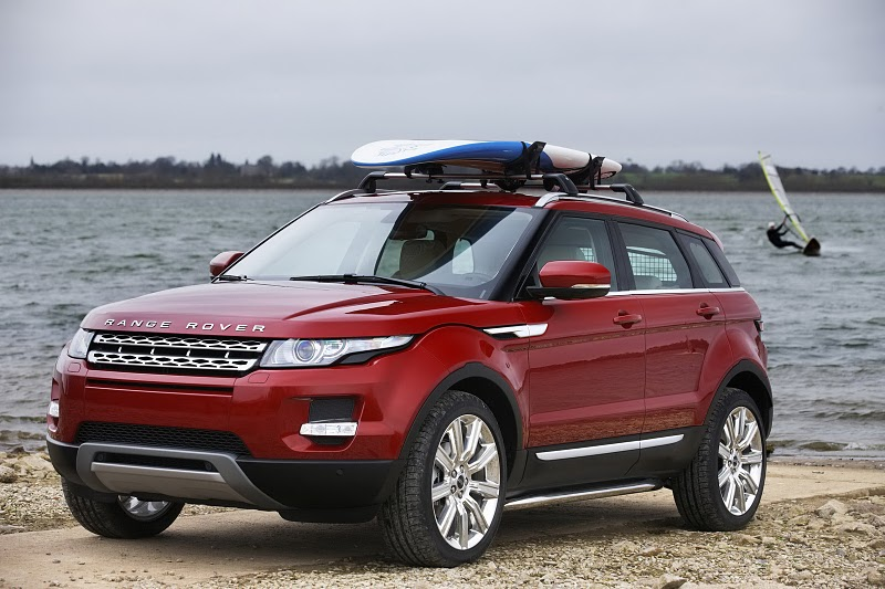 The 2012 Land Rover Range Rover Evoque Will Shortly Arrive