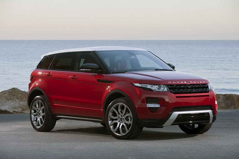 2012 land rover range rover evoque 2 The 2012 Land Rover Range Rover Evoque will shortly arrive in England