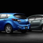 2012 Mazda3 SKYACTIV sedan and hatch