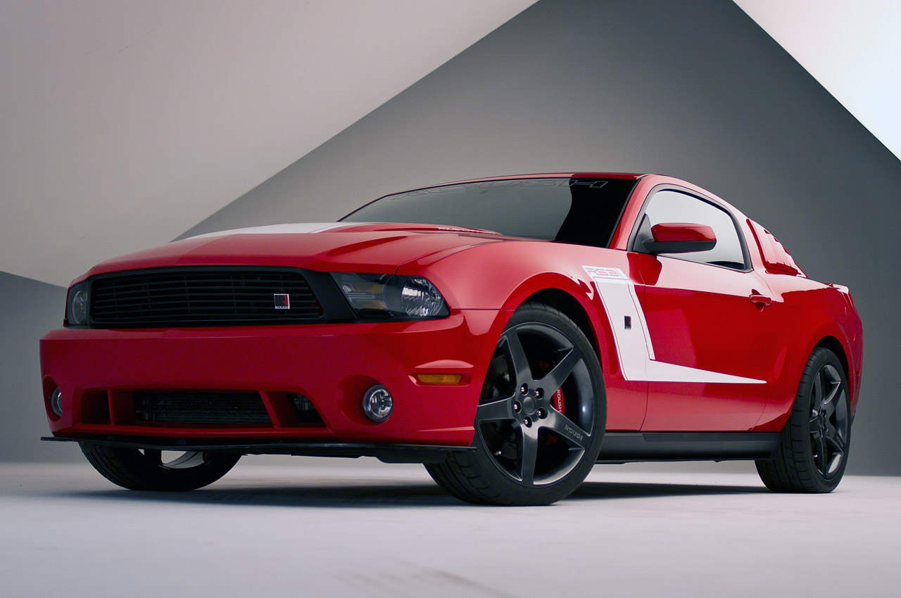 2012 roush stage 2 Roush to Launch 2012 Stage 3 Mustang with Energy Efficient Powerplant