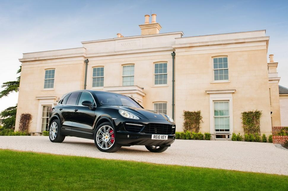 27  Porsche Cayenne Diesel Fed Car – with ExcellentFeatures