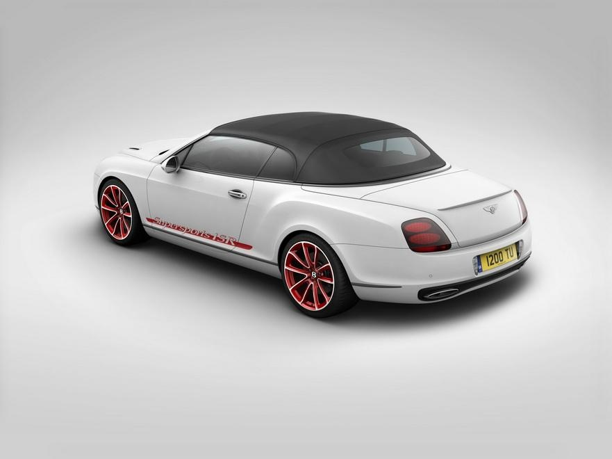 Bentley Continental Supersports Convertible ISR 2 Bentley Continental Supersports Convertible ISR Packed with Excellent Tools