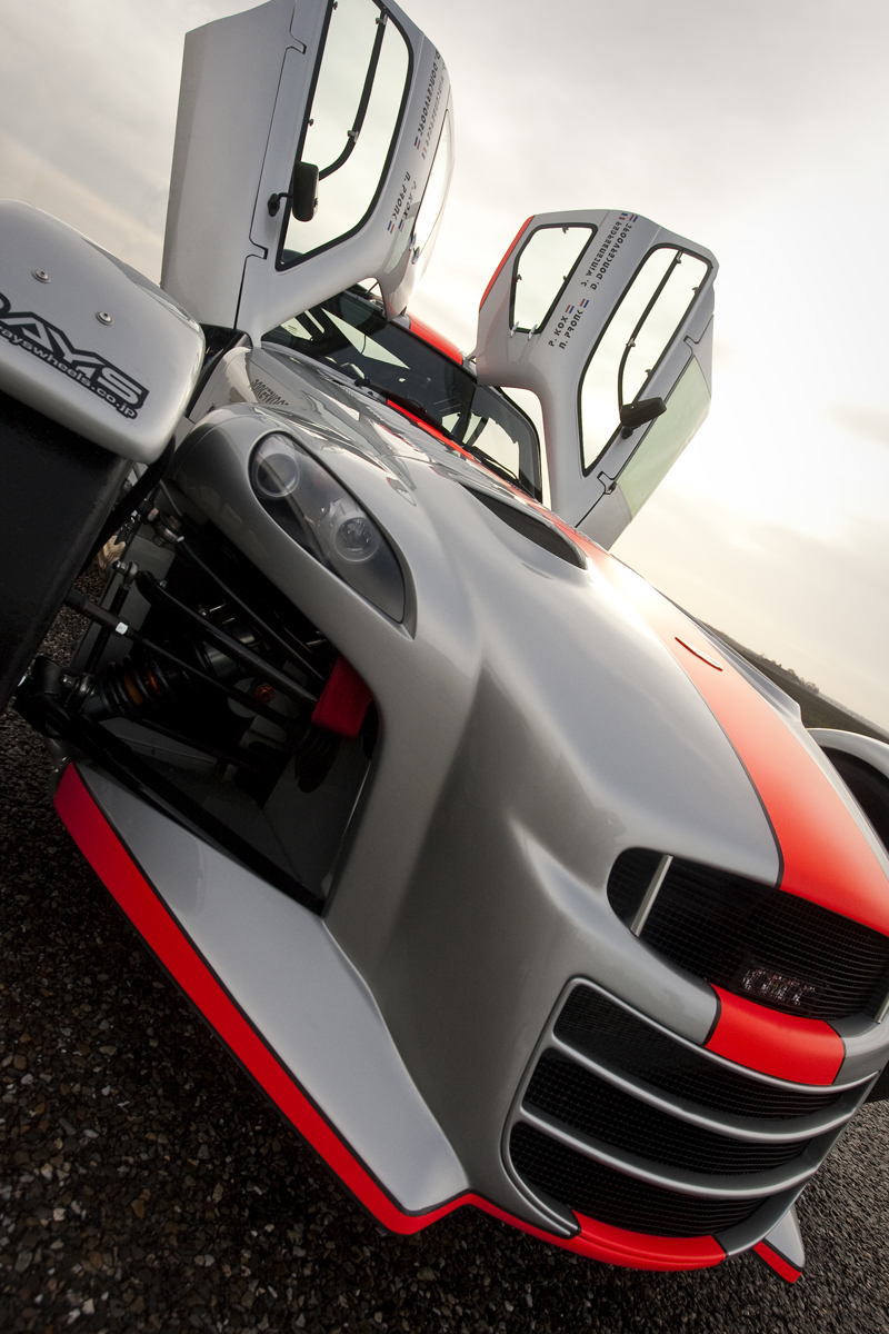 Donkervoort Dubai 24H Edition 2 Donkervoort Dubai 24H Edition Is Up to Date and Sophisticated