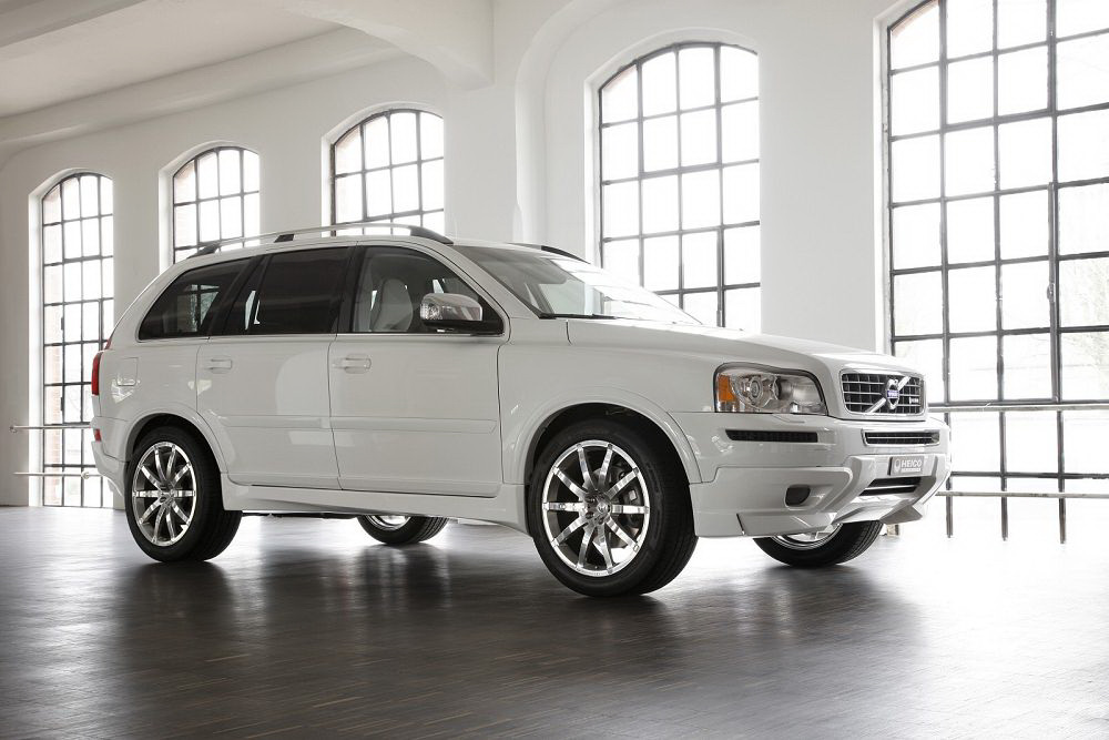 Heico Sportiv Styling Package for Volvo XC90 SUV developed by Heico Sportiv