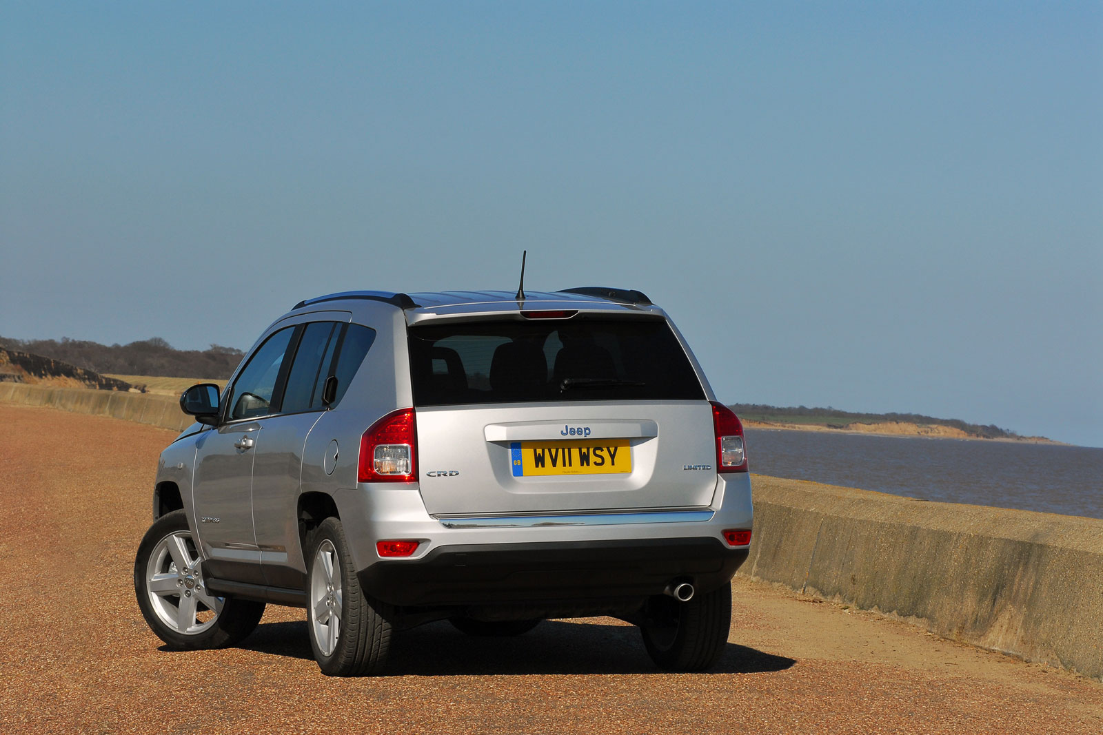 Jeep Compass UK 2 Jeep Compass SUV – More Eco friendly and Competent