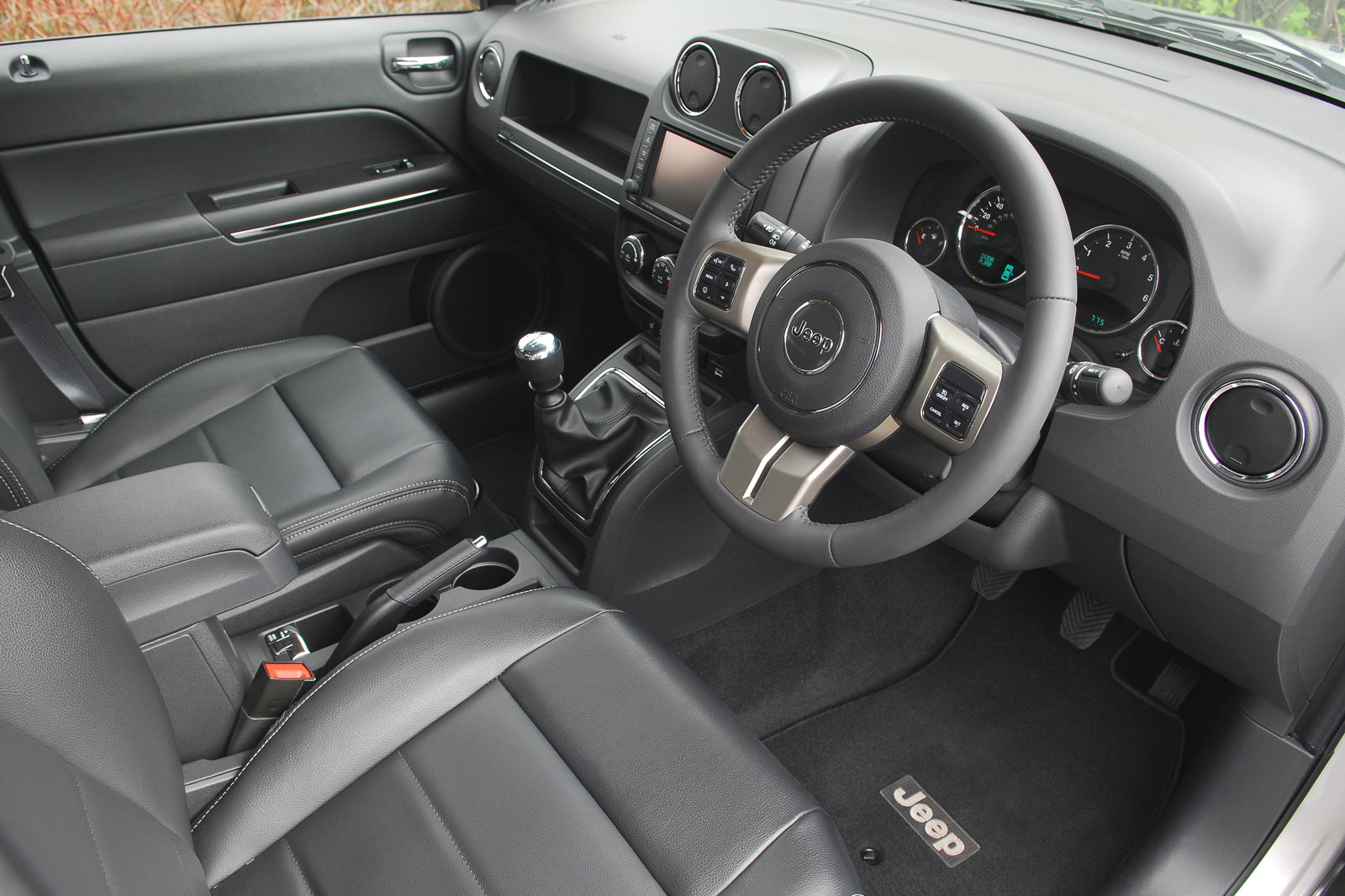 Jeep Compass UK 5 Jeep Compass SUV – More Eco friendly and Competent