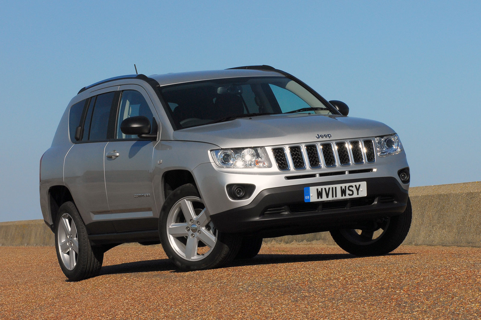 Jeep Comp Uk Suv More Eco Friendly And Competent