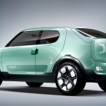 Kia Naimo Concept 150x150 The Electrically powered concept car Kia Naimo