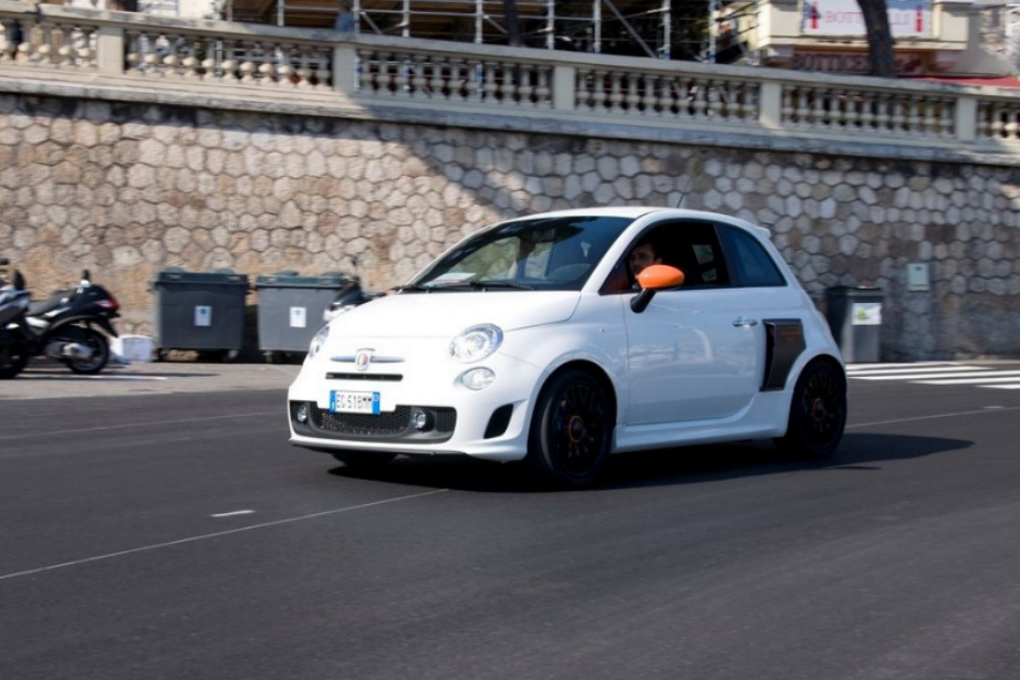 Lucarelli Motore Centrale 500 12 500 Abarth Motore Centrale R230 Variant   More Energy Efficient