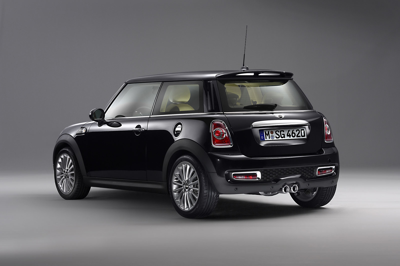 MINI Inspired By Goodwood 20 Rolls Royce Upgraded Mini with Hatchback Option