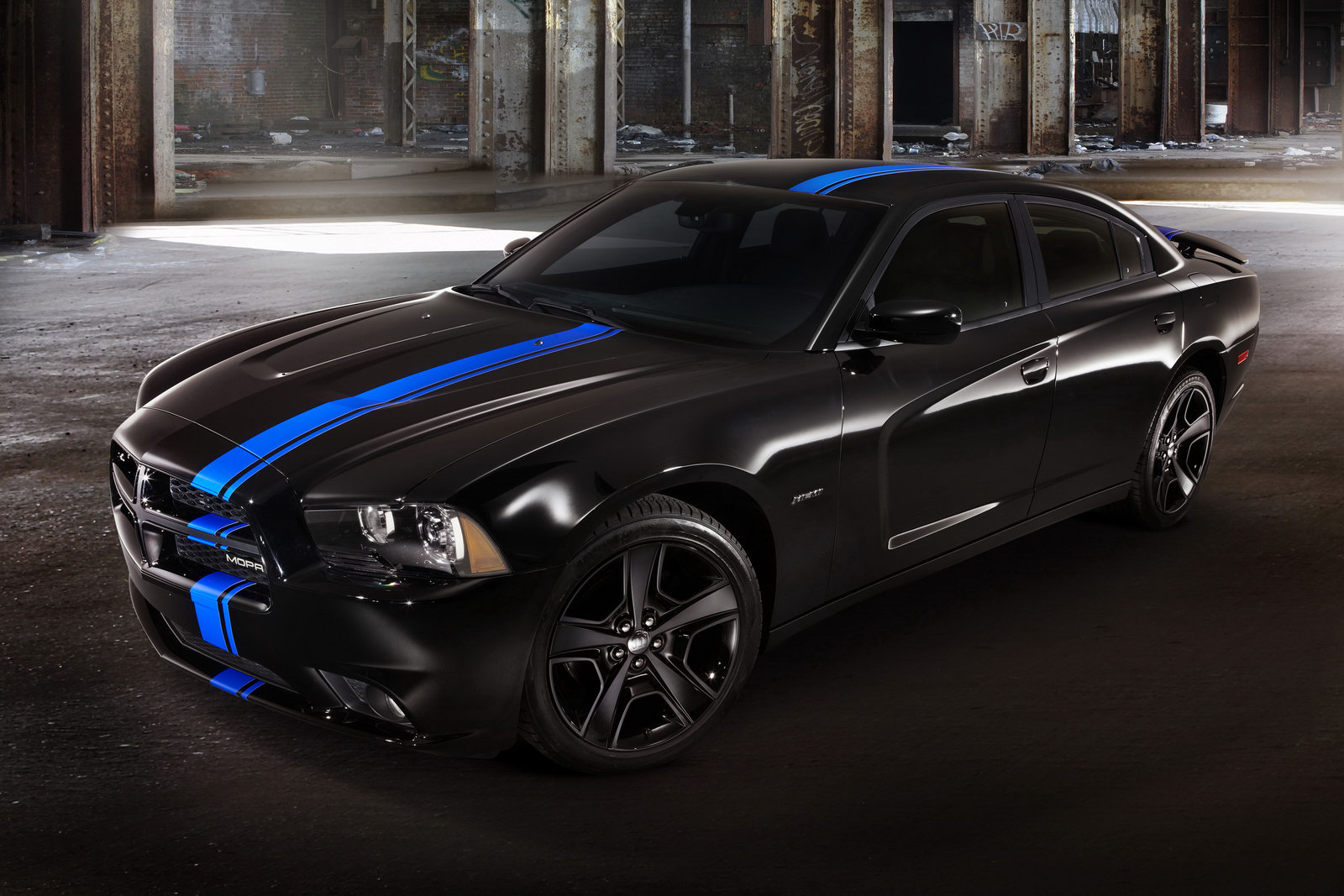 Mopar 11 Charger 2 Mopar '11 Charger Edition with Excellent Operating Systems