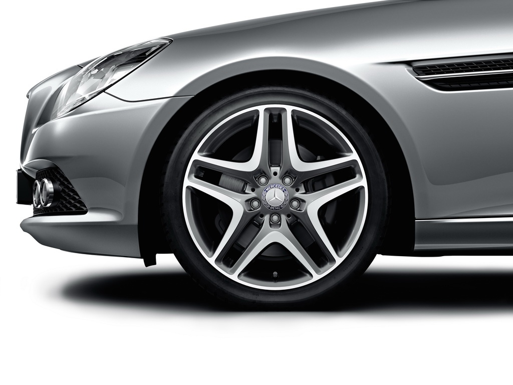 New Light Alloy Wheels from Mercedes 4 The All New Exciting Light Alloy Wheels from Mercedes