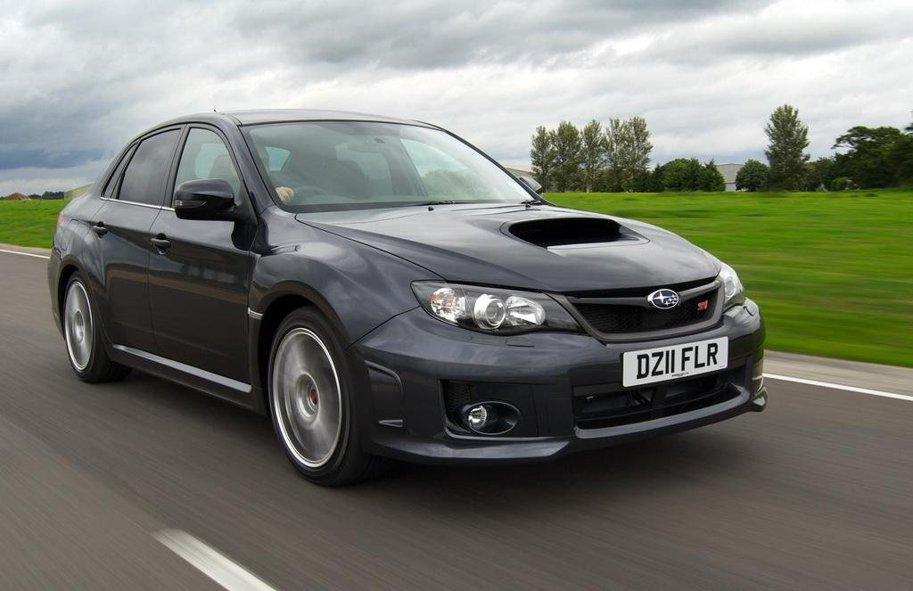 Subaru WRX STI Gets Extra Power and Sat Nav Subaru WRX STI gets exciting with more power and satellite navigation