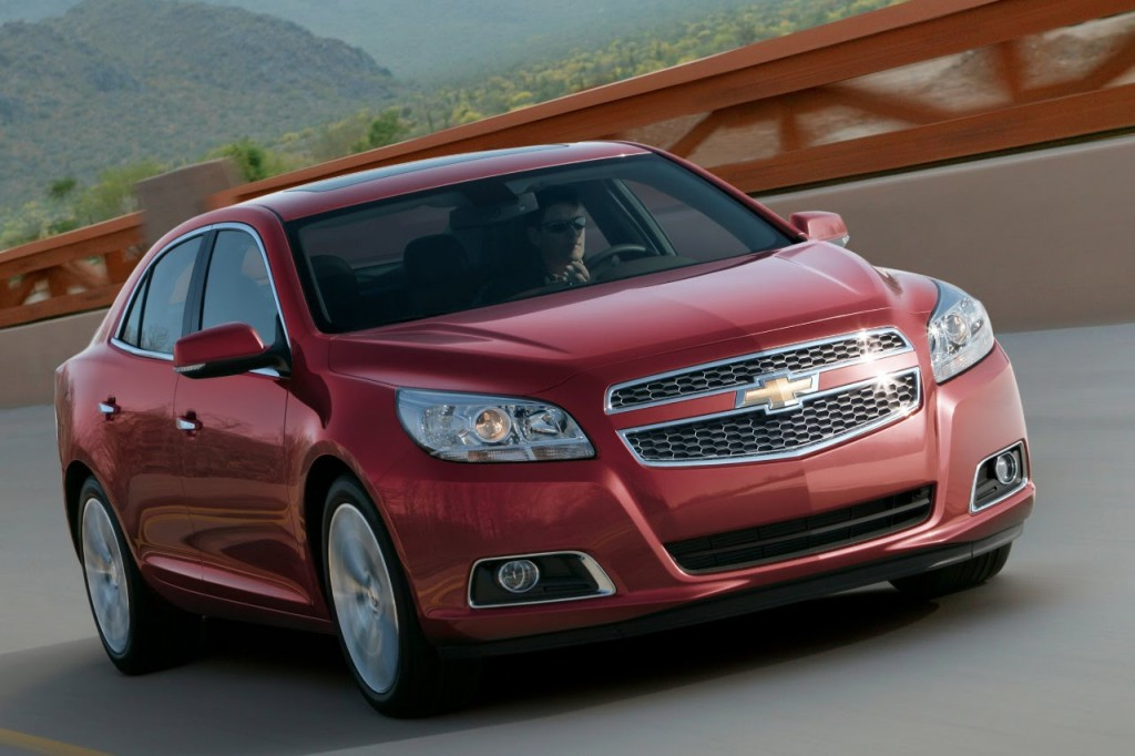 The Chinese Edition 2013 Chevrolet Malibu Sedan 1 1024x682 The Chinese Edition 2013 Chevrolet Malibu Sedan