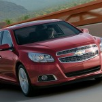 The Chinese Edition 2013 Chevrolet Malibu Sedan (1)