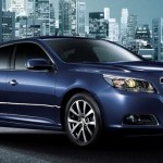 The Chinese Edition 2013 Chevrolet Malibu Sedan (4)
