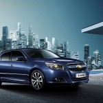 The Chinese Edition 2013 Chevrolet Malibu Sedan (5)