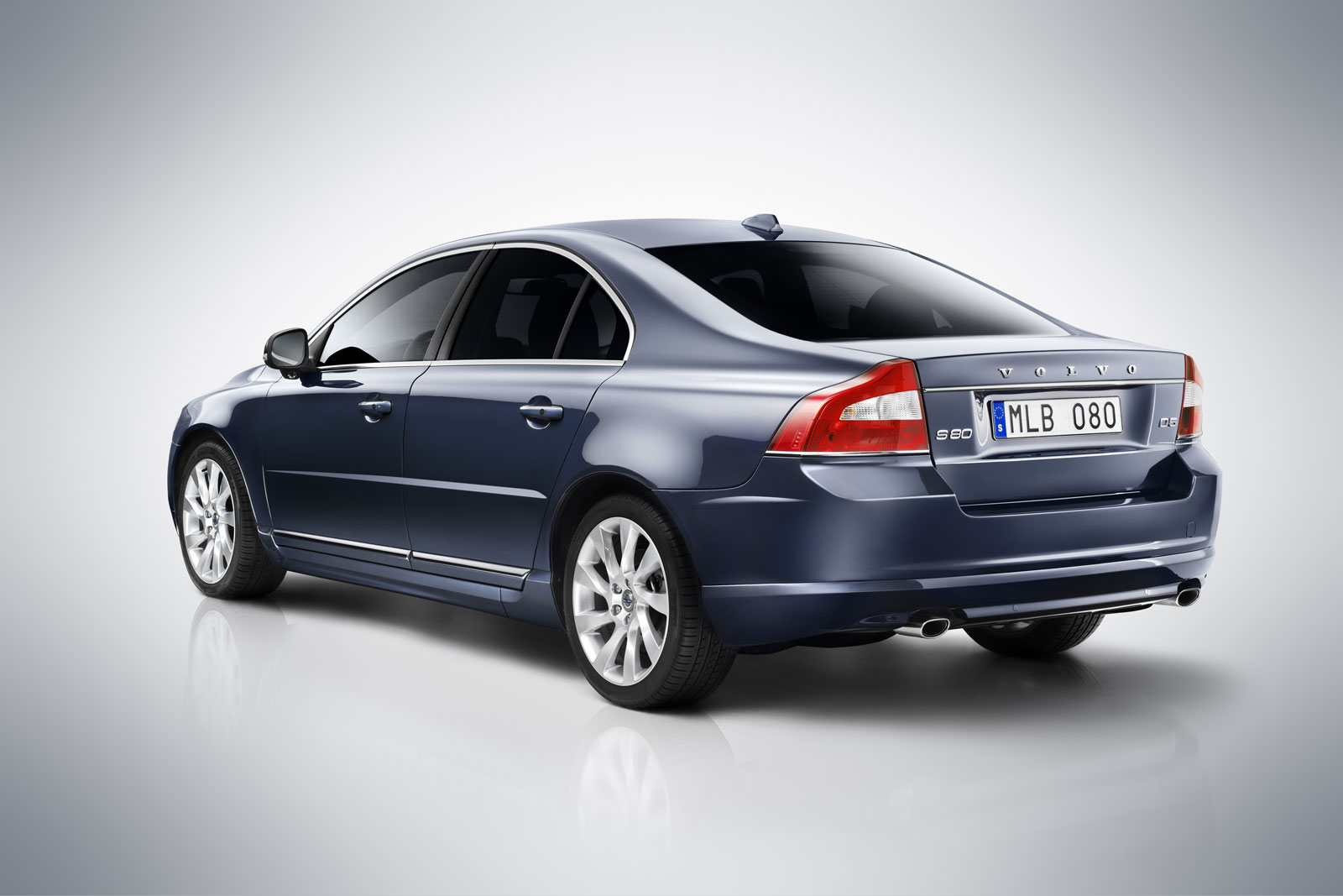 Volvo Cars 1 Volvo Upgrades V70, XC70 and S80 Variants