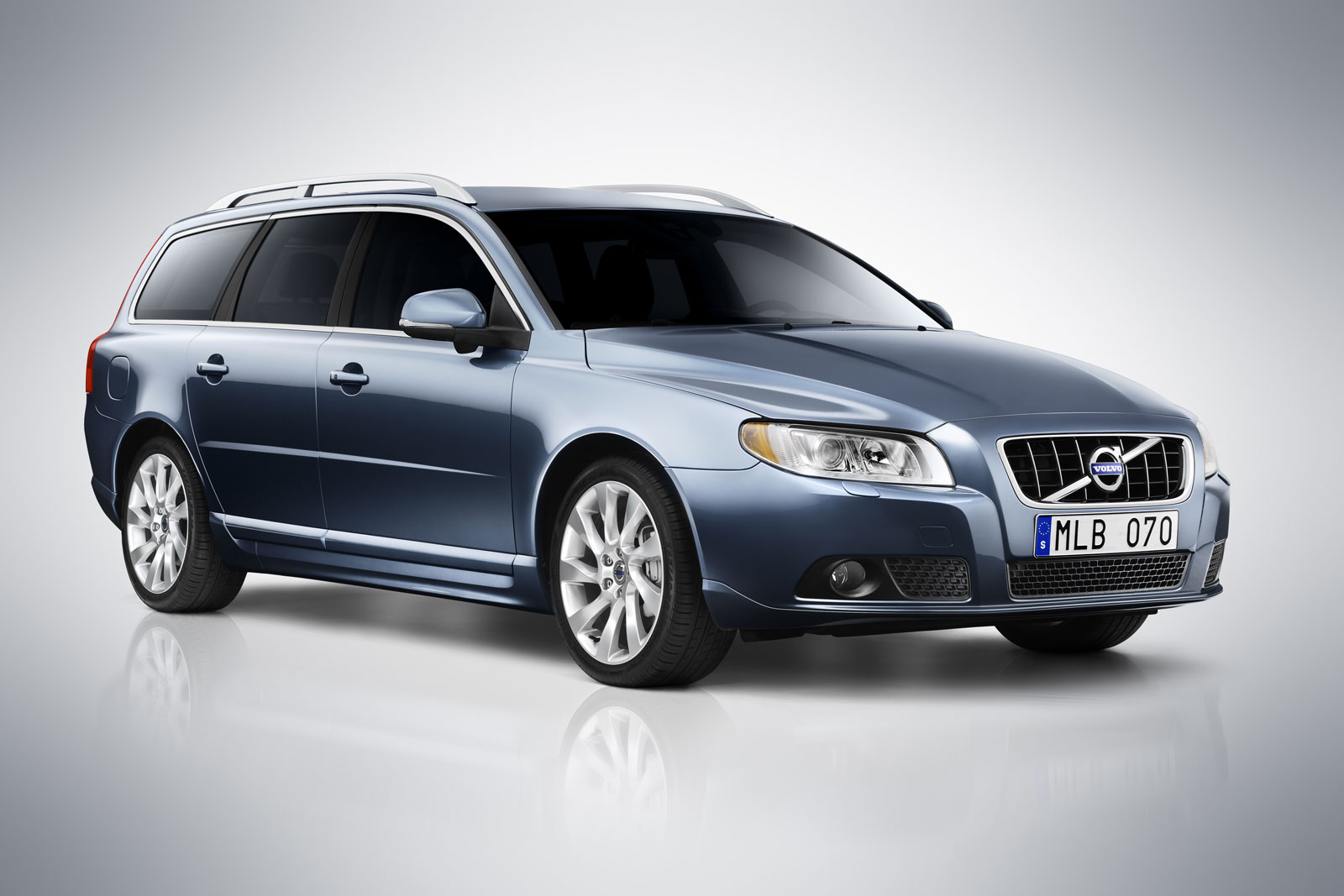 Volvo Cars 5 Volvo Upgrades V70, XC70 and S80 Variants