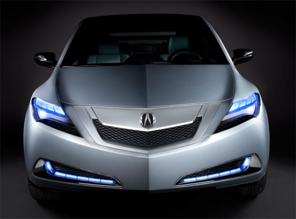 2011 Acura ZDX 2 2011 Acura ZDX Technical Overview