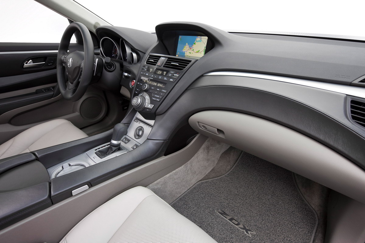 2011 Acura ZDX 2011 Acura ZDX Technical Overview