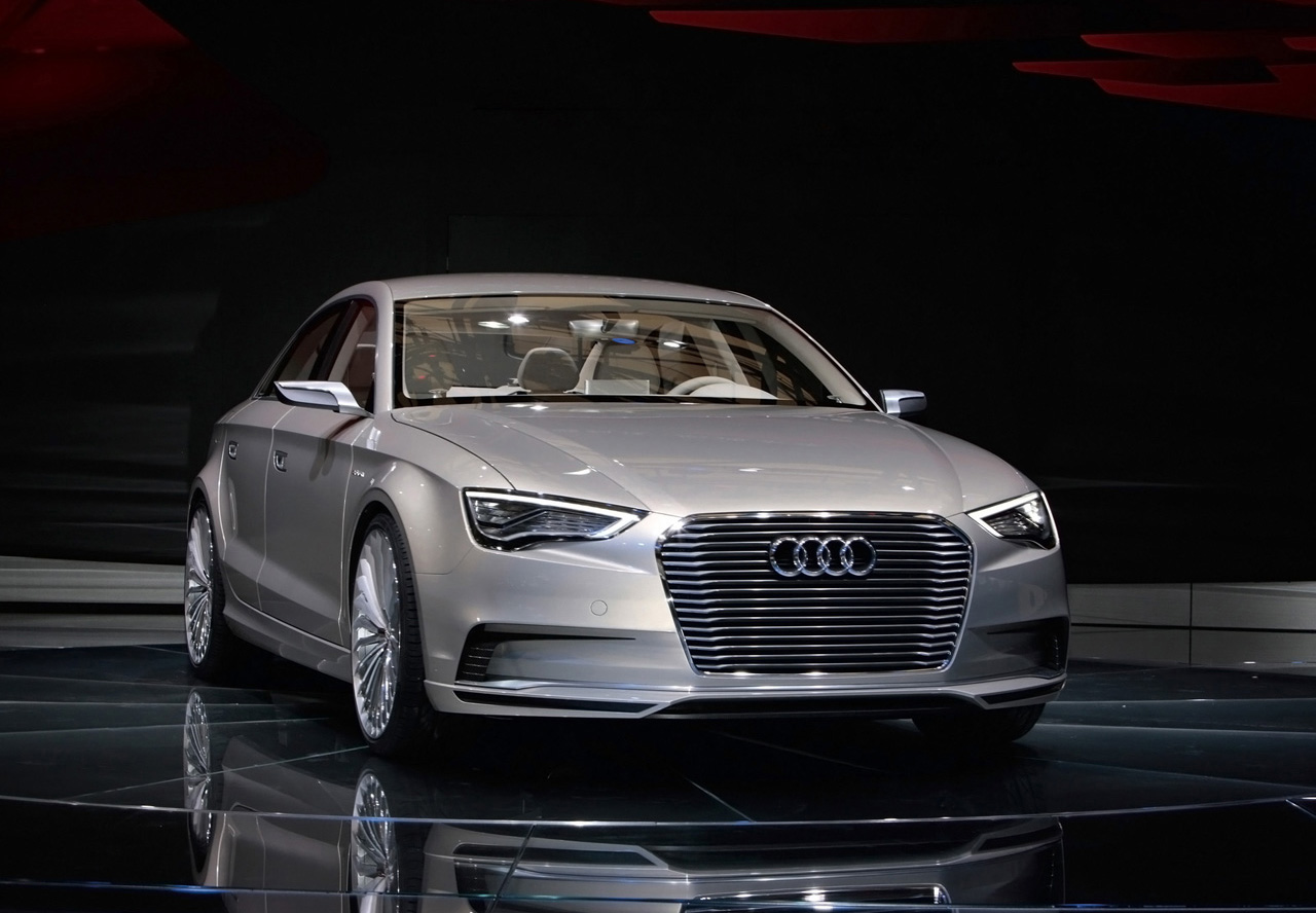 2011 Audi A3 e tron concept 2 AUDI E TRON – The Tech Savvy Kid
