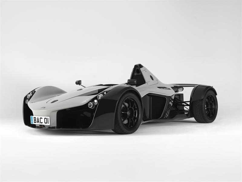 2011 BAC Mono 1 2011 BAC MONO with Marvellous Features
