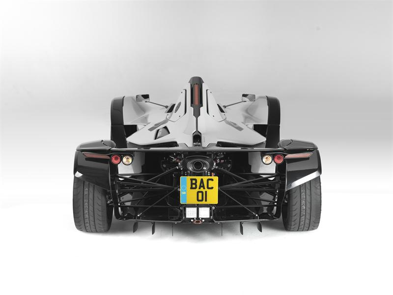 2011 BAC Mono 2 2011 BAC MONO with Marvellous Features