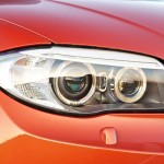 BMW 1-Series M Coupe 2011 - Head Tail Lamps
