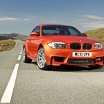 BMW 1-Series M Coupe 2011 - Front Angle