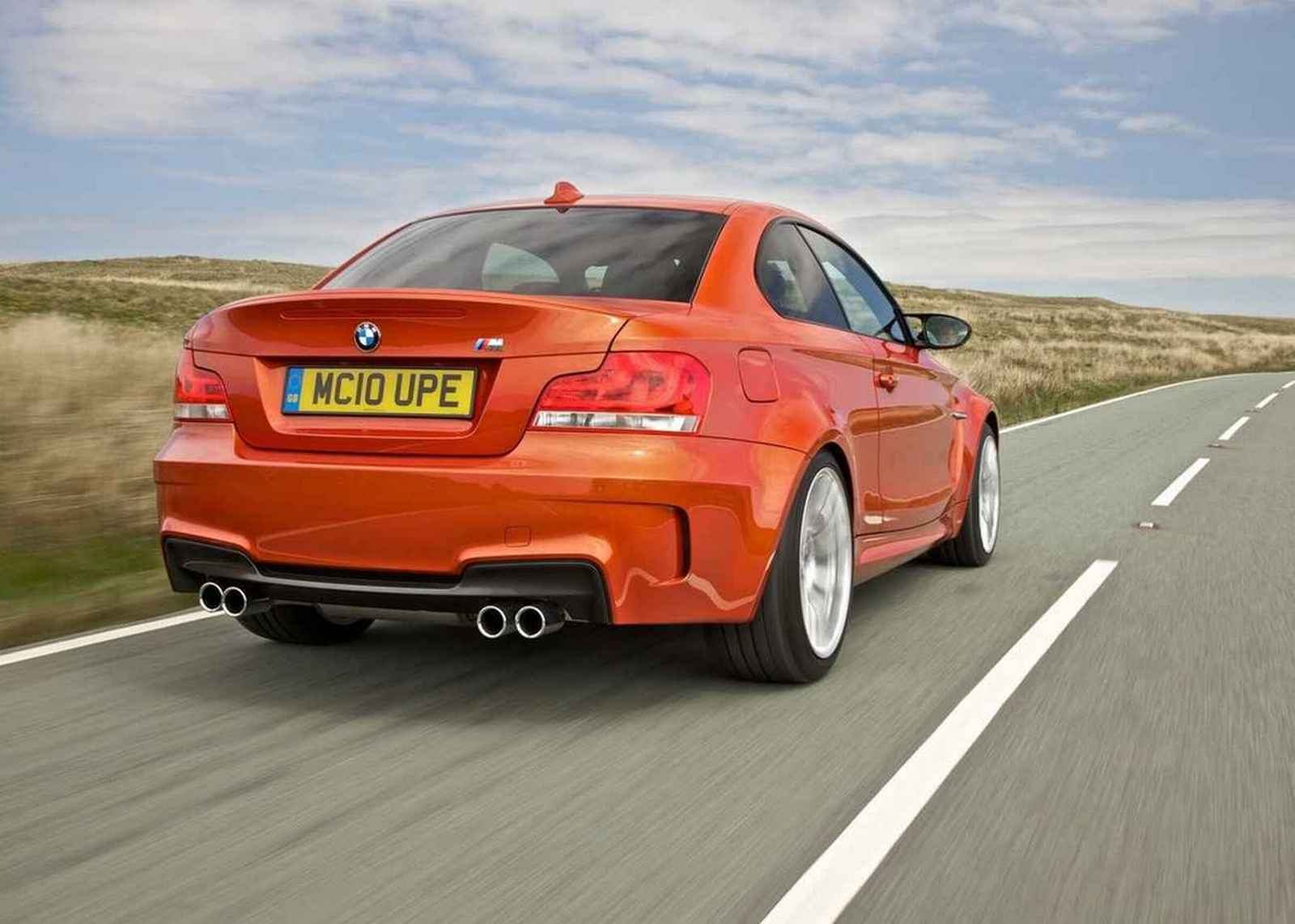 2011 BMW 1 Series M Coupe UK Version 7 2011 BMW 1 Series M Coupe UK Version  A Car Review