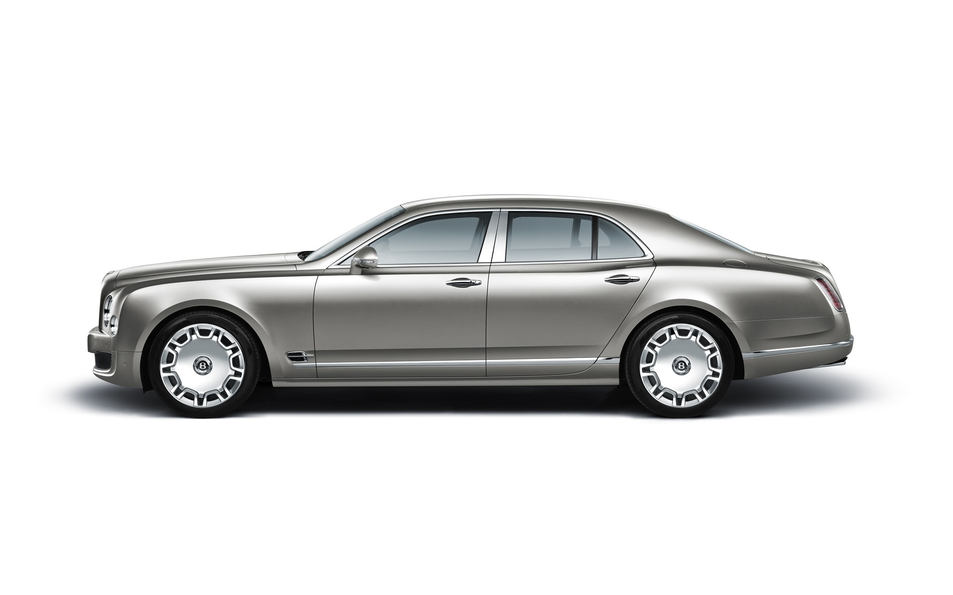 2011 Bentley Mulsanne 1 Bentley Mulsanne 2011 More Dynamic and Fuel Economic