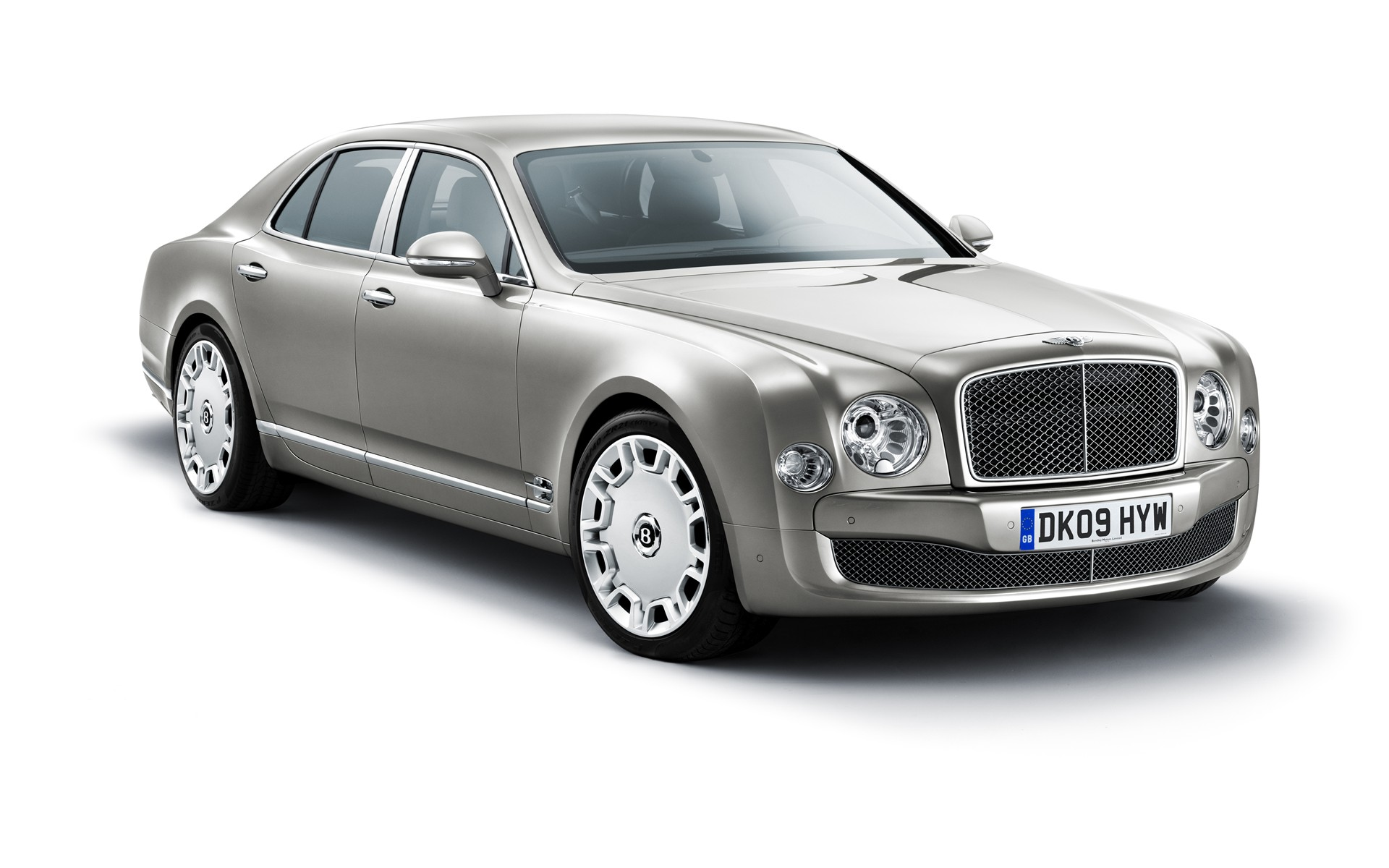 2011 Bentley Mulsanne 2 Bentley Mulsanne 2011 More Dynamic and Fuel Economic