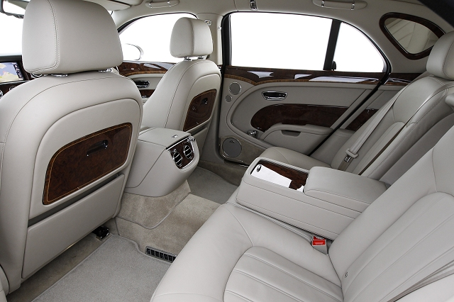 2011 Bentley Mulsanne 6 Bentley Mulsanne 2011 More Dynamic and Fuel Economic