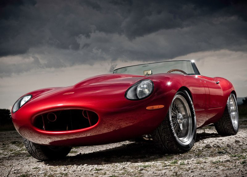 2011 Jaguar E Type Speedster 2011 Jaguar E Type Speedster  More Comfortable to Drive