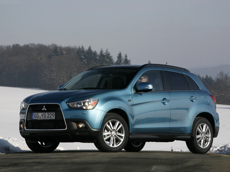 2011 Mitsubishi ASX 1 2011 Mitsubishi ASX Vehicle  More Energy Efficient and Upgraded with New Car Accessories