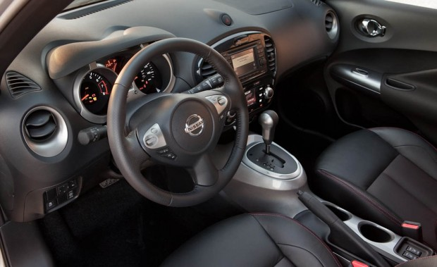 2011 Nissan Juke SL 2 The 2011 Nissan Juke SL Edition  Easy to Operate Drive train and Carbon Diffusers