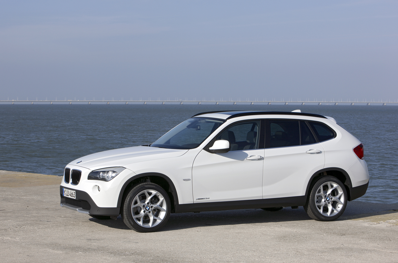 bmw xi and x3 variants with low engine co-efficiency rates