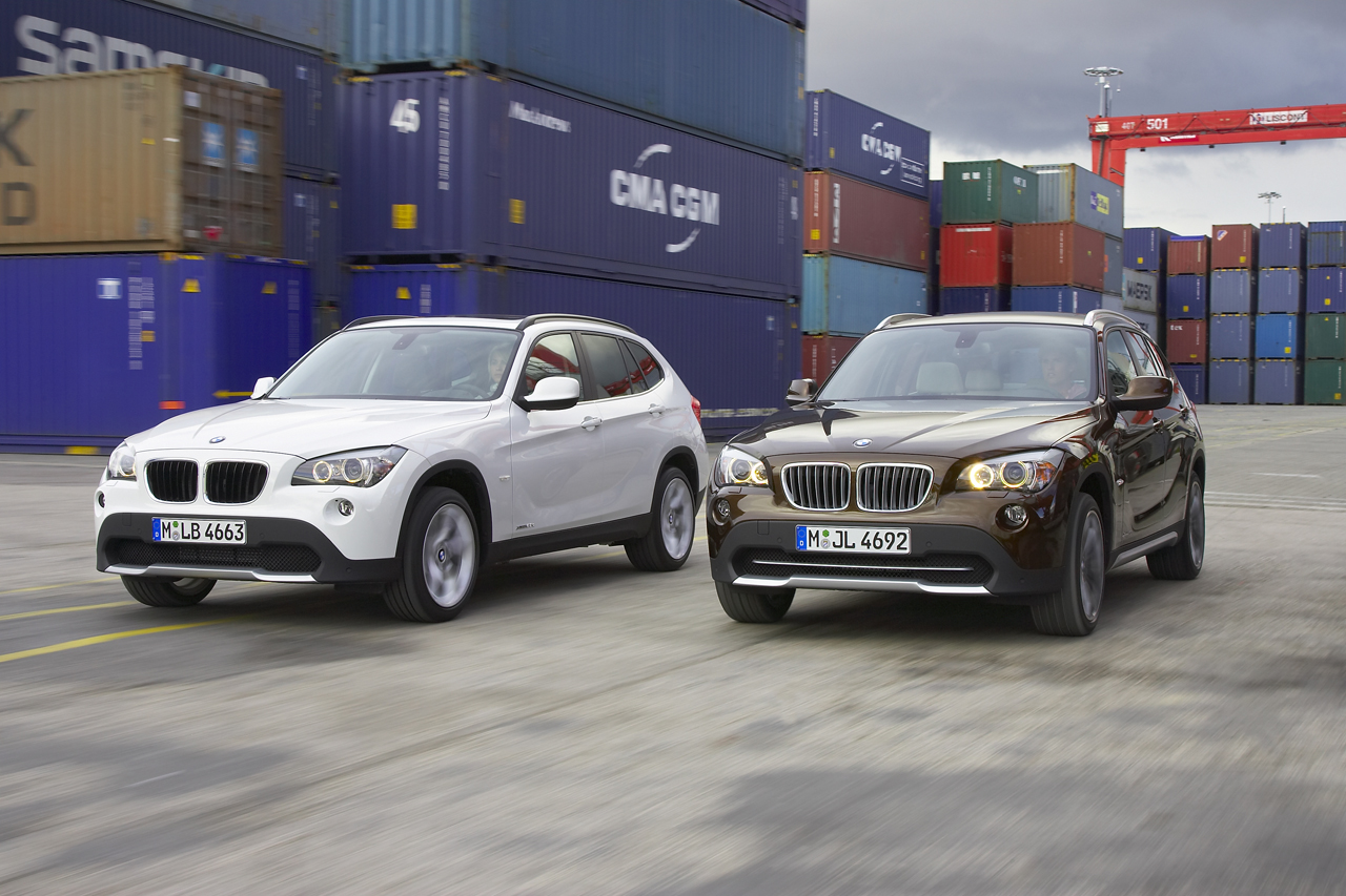 2011 bmw x1 5 BMW XI and X3 Variants with Low Engine Co efficiency Rates