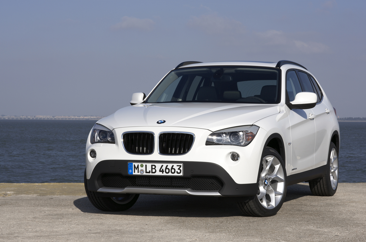 2011 bmw x1 BMW XI and X3 Variants with Low Engine Co efficiency Rates
