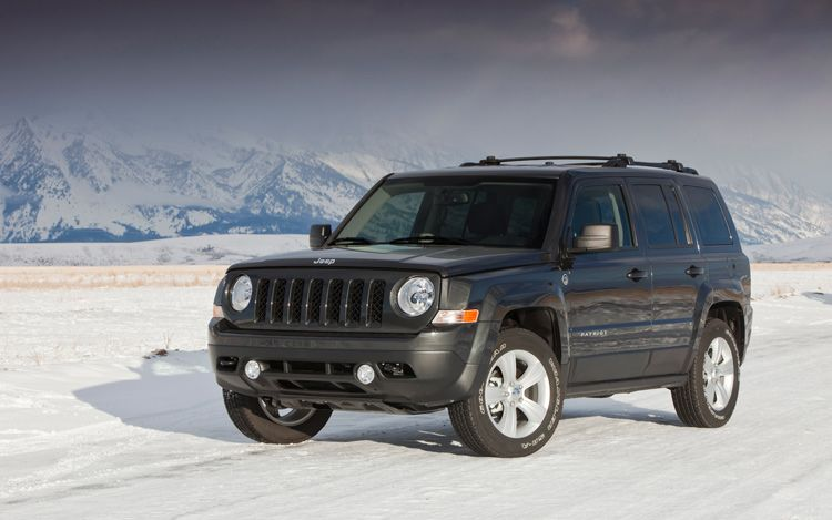 2011 jeep patriot 3 Patriot Saves The Day     The Best Buddy