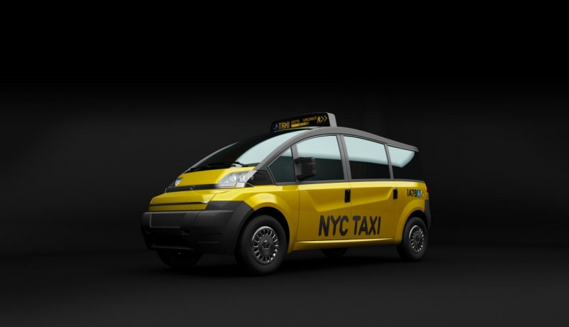 Karsan about to Build NY Taxi