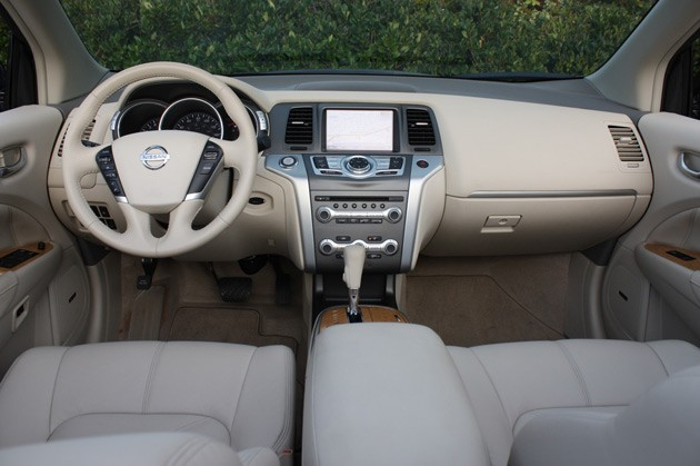 Nissan Murano Cross Cabrio Epitome Of Ecellence And Style