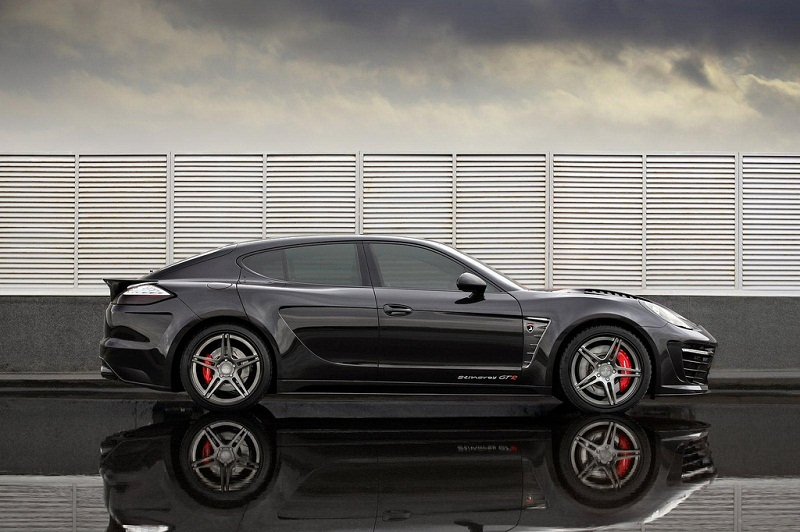 2011 topcar porsche panamera stingray gtr 5 2011 Top Car Launched Porsche Panamera Stingray GTR Kit