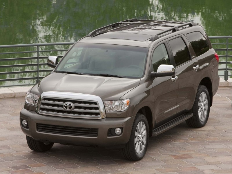 2011 Toyota Sequoia 3 2011 Toyota Sequoia with Easy to Care Car Upgradation Kit