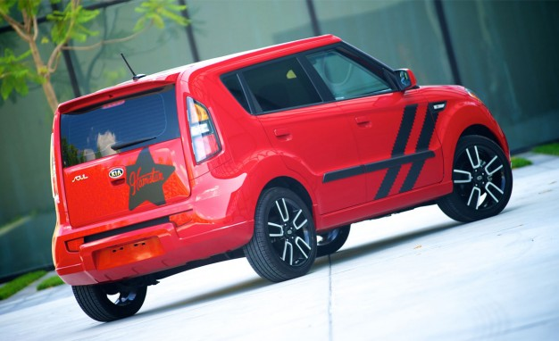 2011 kia hamster soul 4 The Cute 'HAMSTAR' Ride