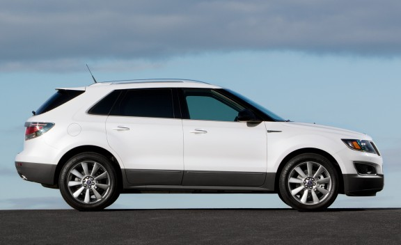 2011 saab 9 4x 9 SAAB 9 4X: The best deal in comfort and style!